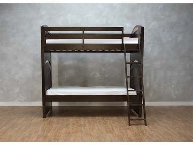G72008 Academy Twin Over Bunk Bed