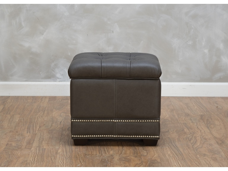 Smith Brothers Living Room Storage Ottoman 554696 Kittle S