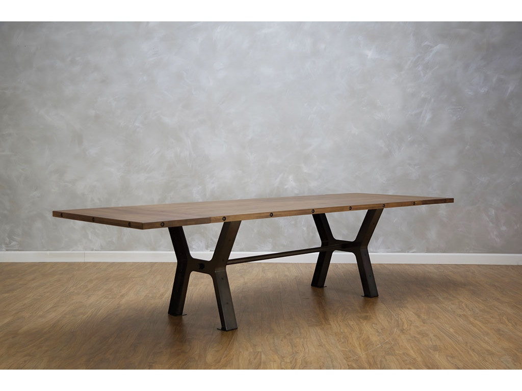 Amisco Dining Room Parade Solid Wood Dining Table G70654