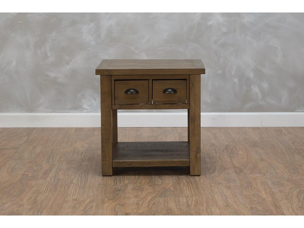 Jofran Living Room Slater Mill End Table 517282 Kittle S