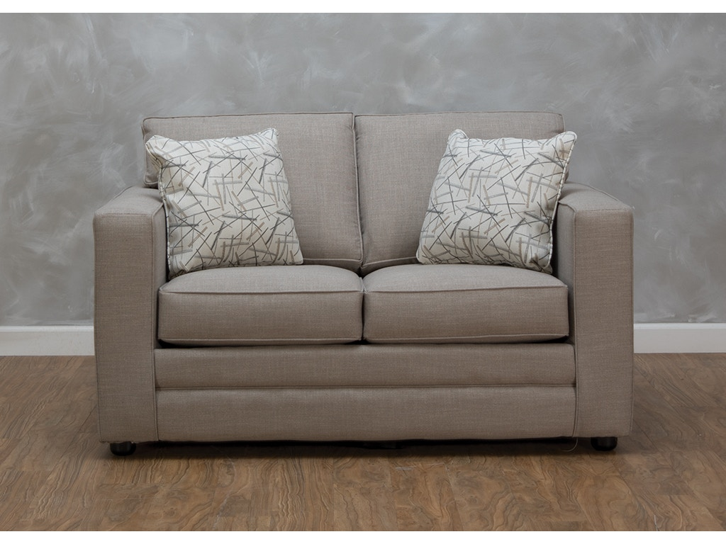 Klaussner Living Room Berger Twin Sleeper G70471 Kittle