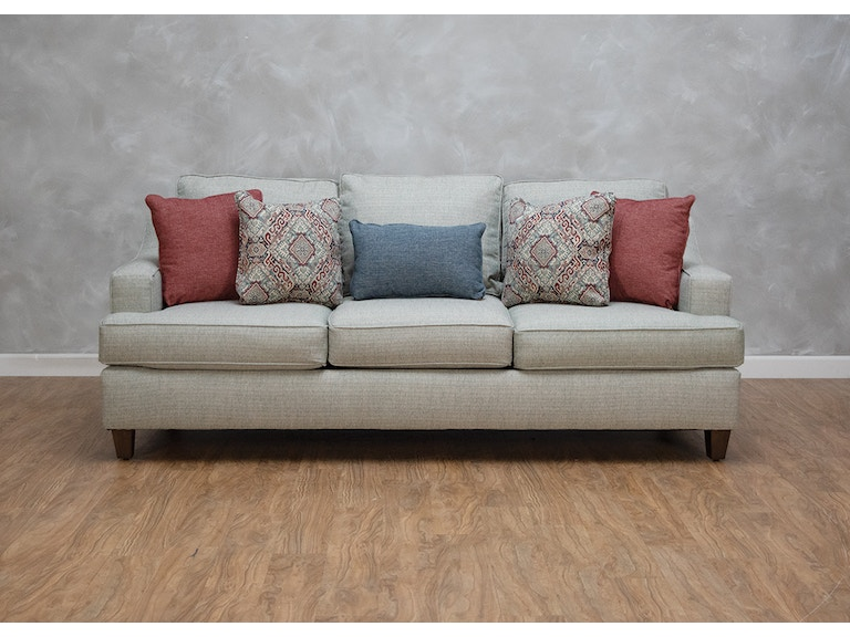 Klaussner Living Room Maggie Sofa 559494 Kittle S Furniture Indiana