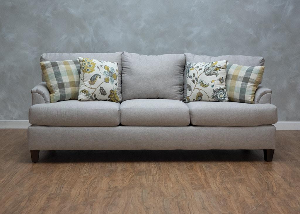 Klaussner Living Room Leslie Sofa 559502 Kittle S