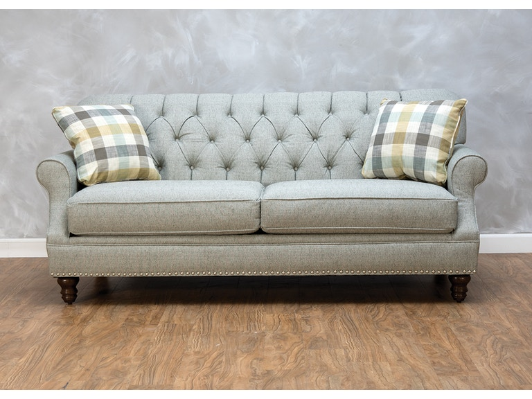 Klaussner Living Room Burbank Sofa 551099 Kittle S