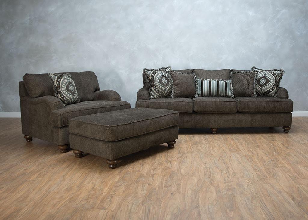 Klaussner Living Room Declan Sofa