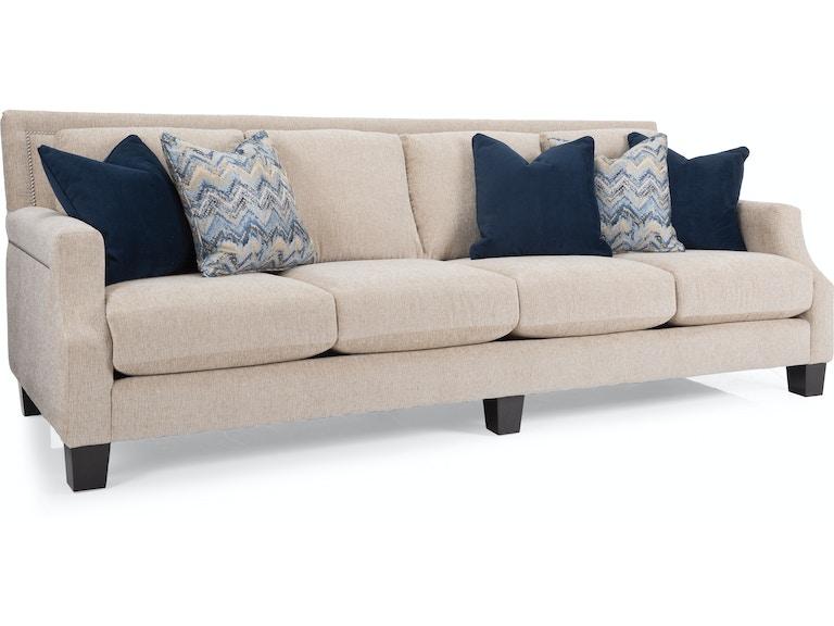 Decor Rest Living Room 2135 4 SEATER SOFA