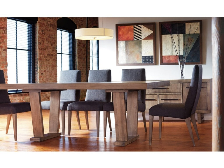 Dinec Dining Room Everest Table TE350 At Upper Home Furnishings