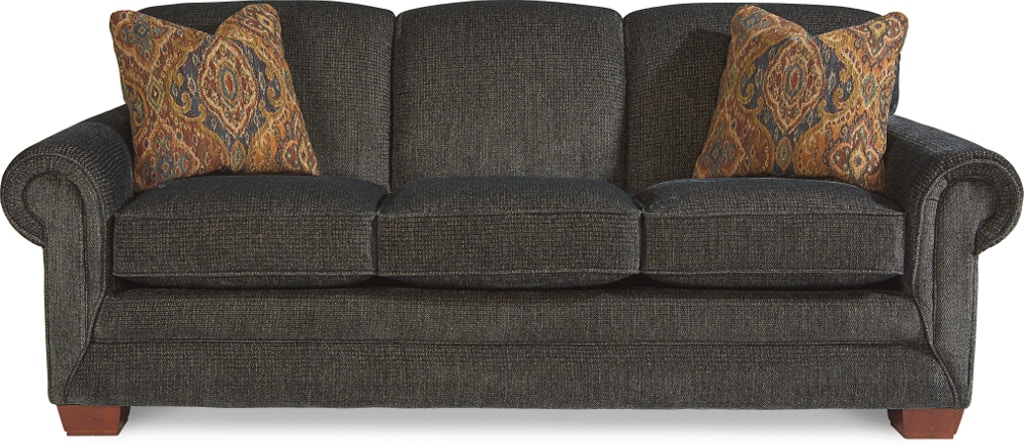 La Z Boy Premier Sofa Art Sample Home