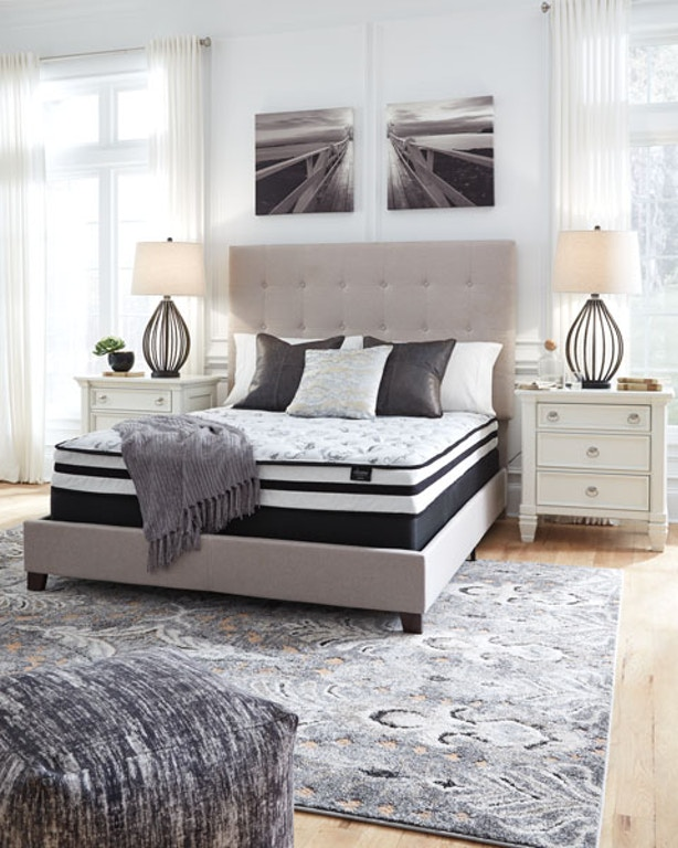 Sierra Sleep Mattresses 8 Inch Chime Innerspring Queen ...