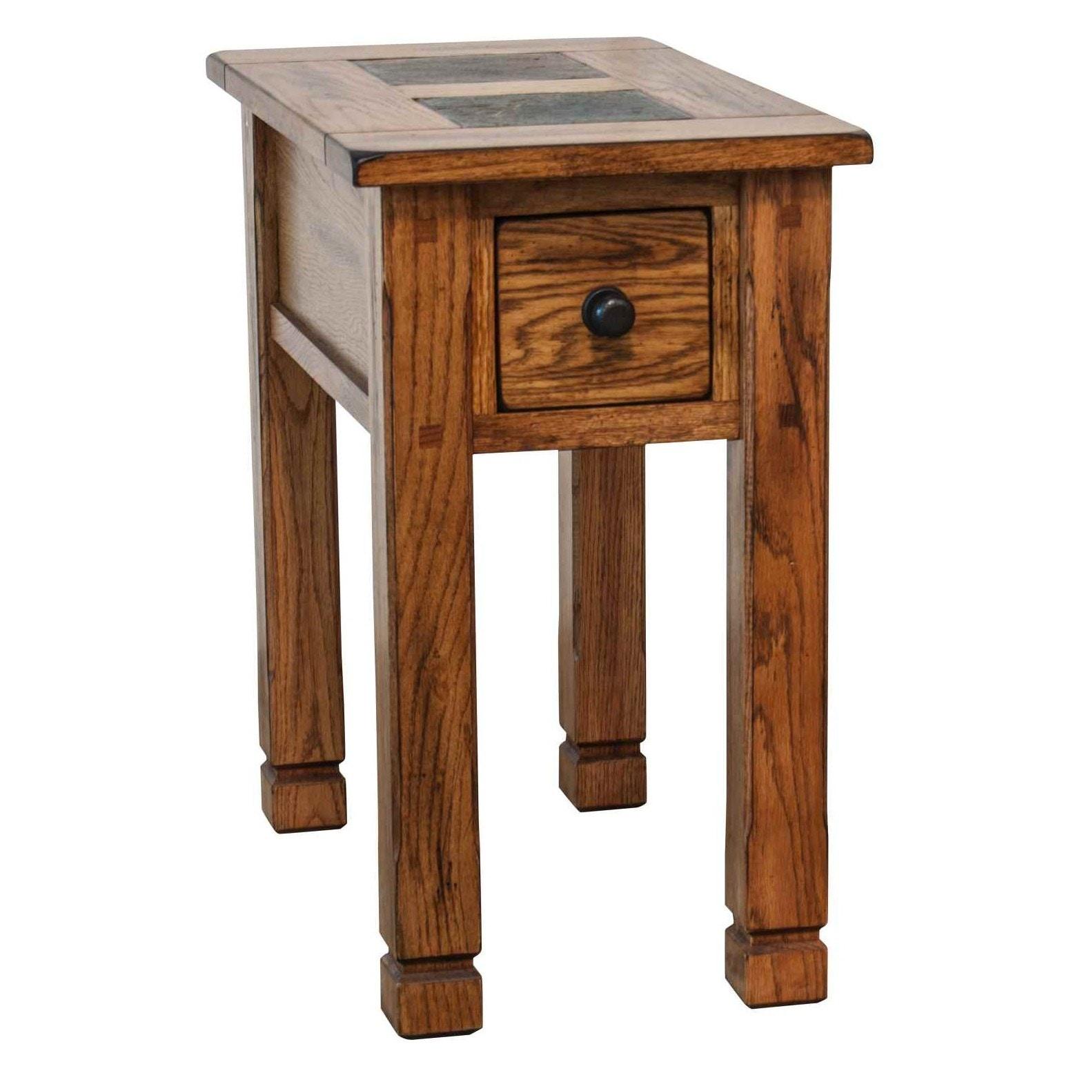 Sunny Designs Sedona Chair Side Table 578261