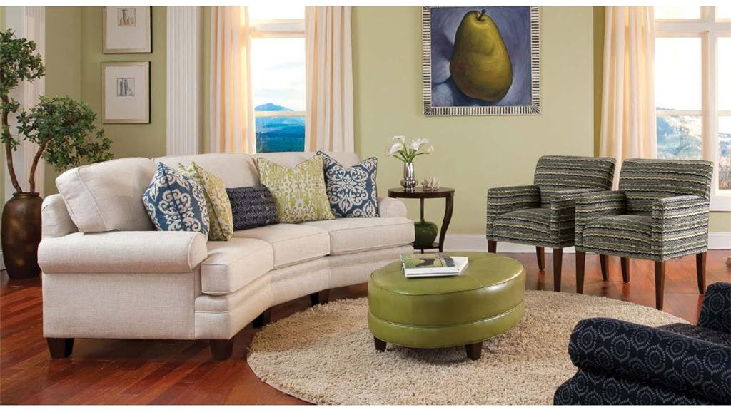 Smith Brothers Conversation Sofa Talsma Furniture