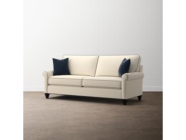 Bassett Living Room HGTV Classic Sofa 2/2 C000-62DF