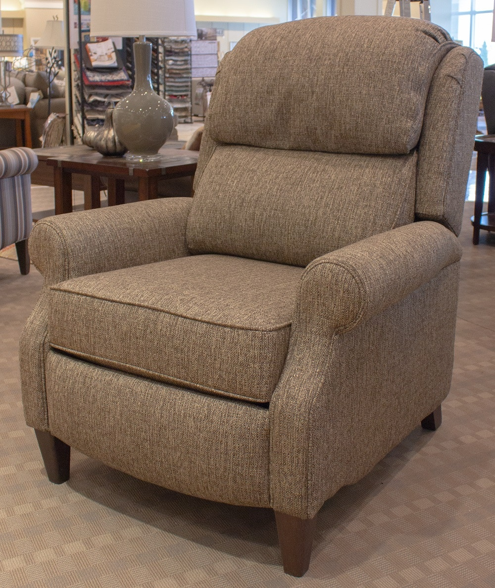 Ordinaire Smith Brothers Big/Tall Pressback Reclining Chair 718301