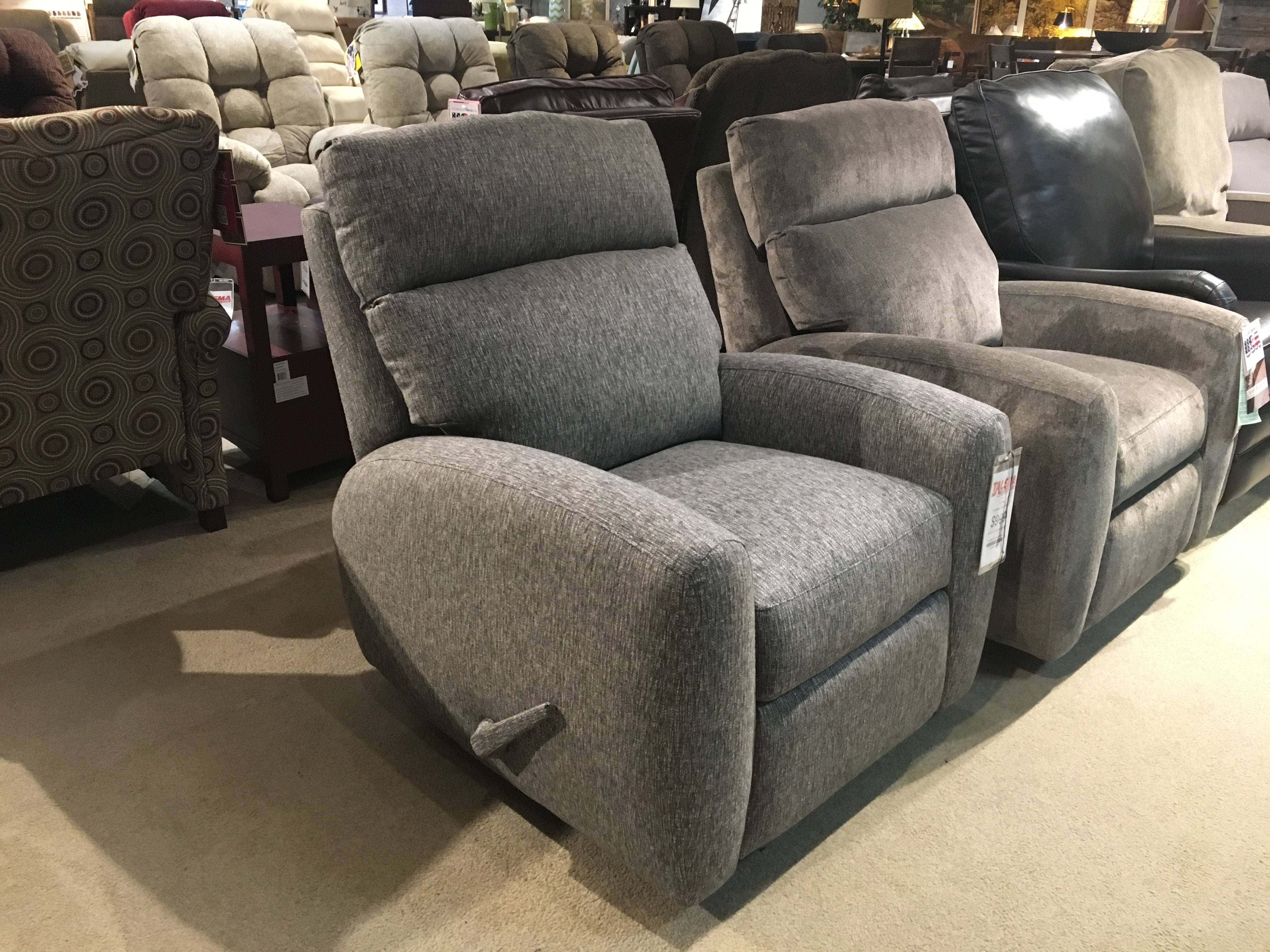 Comfort Design Living Room Ventana Chair 681687 At Talsma Furniture