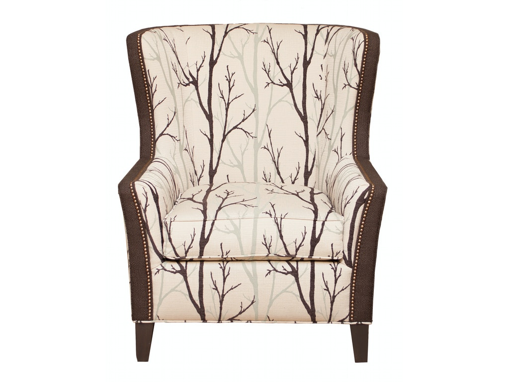 Smith Brothers Wing Chair 688289 Talsma Furniture Hudsonville Holland Byron Center Grand