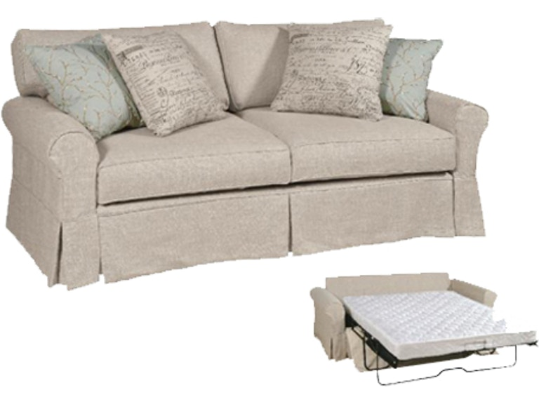 separation shoes c8512 d114d Coastal Classics Living Room Sleeper Sofa 40020 - Exotic ...