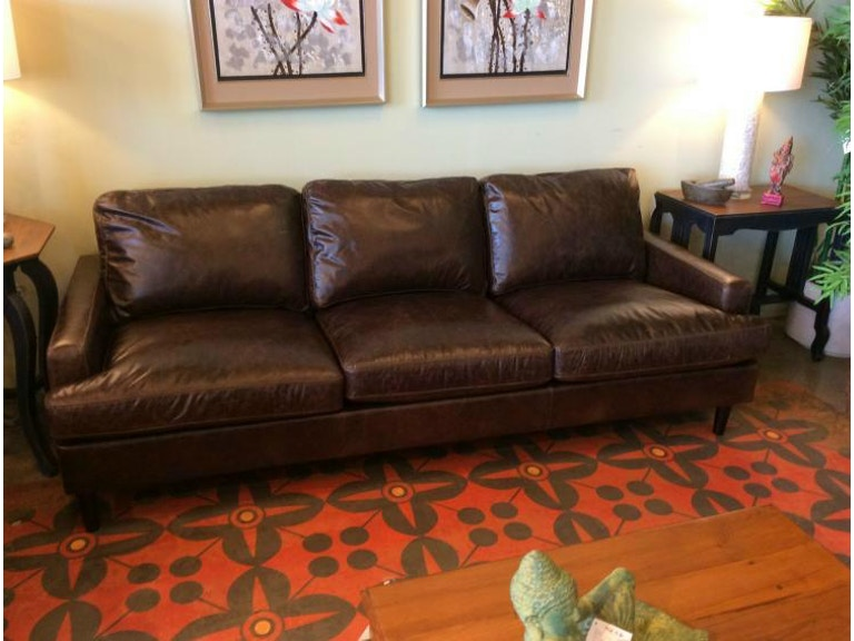 Palliser Furniture Remington Sofa Fireside Mahoga 77638 01 157a04