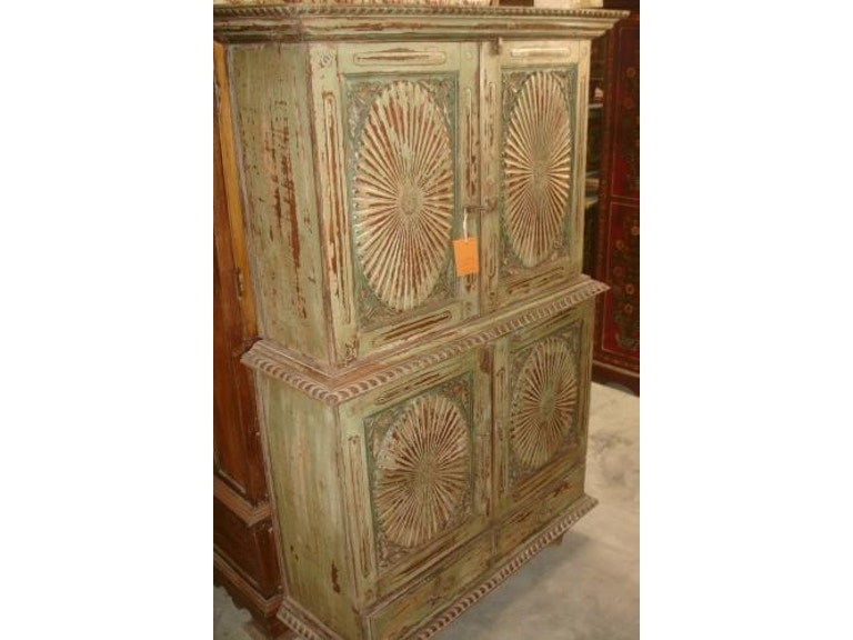 Global Imports Dining Room Armoire Cabinet BA9025 - Exotic ...