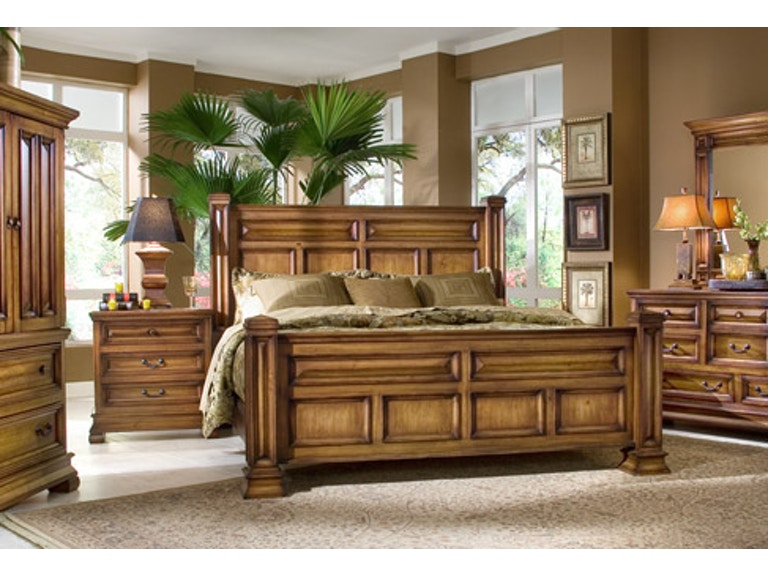 Minick Bedroom Collection BAHIA - Exotic Home Coastal Outlet ...