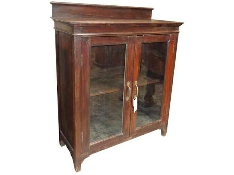 Global Imports Dining Room Cabinet With Glass Doors EX53247 At Exotic Home Coastal Outlet