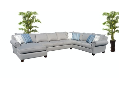 Fairmont Designs Addison Chaise Sectional Addison Chaise Sectional