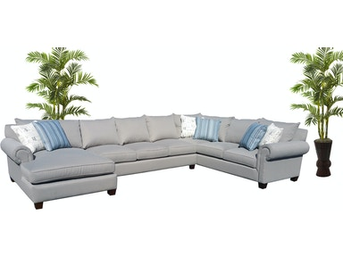 Robert Michael Fairmont Designs Style Is Addison Sectional