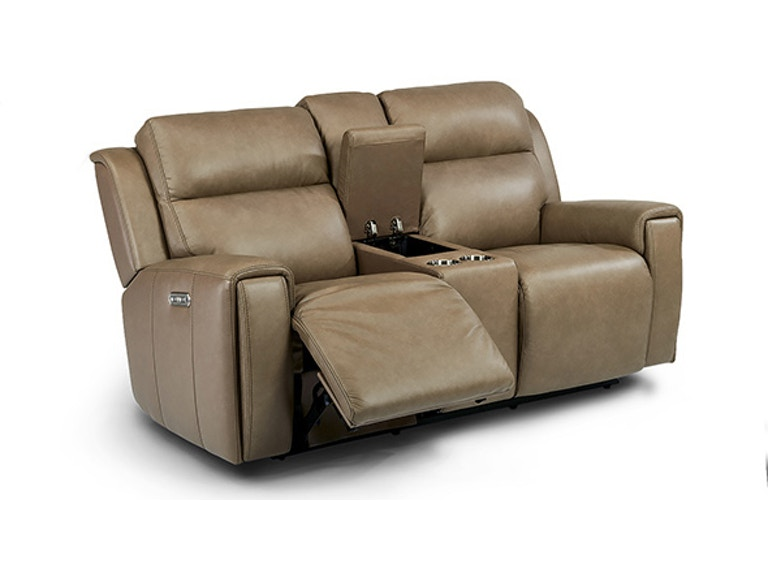 Flexsteel Reclining Sofas With Power Headrest Baci