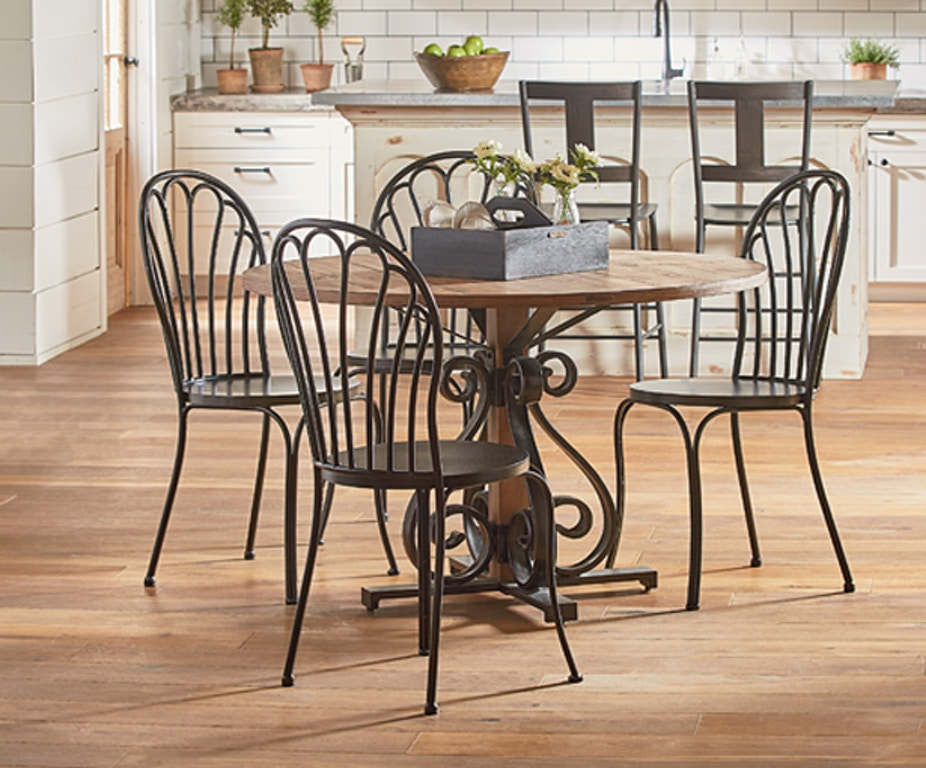 Magnolia Home Dining Room Table Dining Scroll Salvage