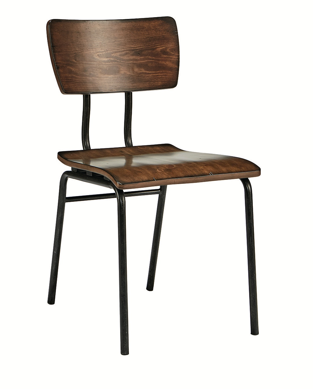 Attirant Magnolia Home This Draftsman Chair With Wood Seat. Milk Crate Finish.  1011004L