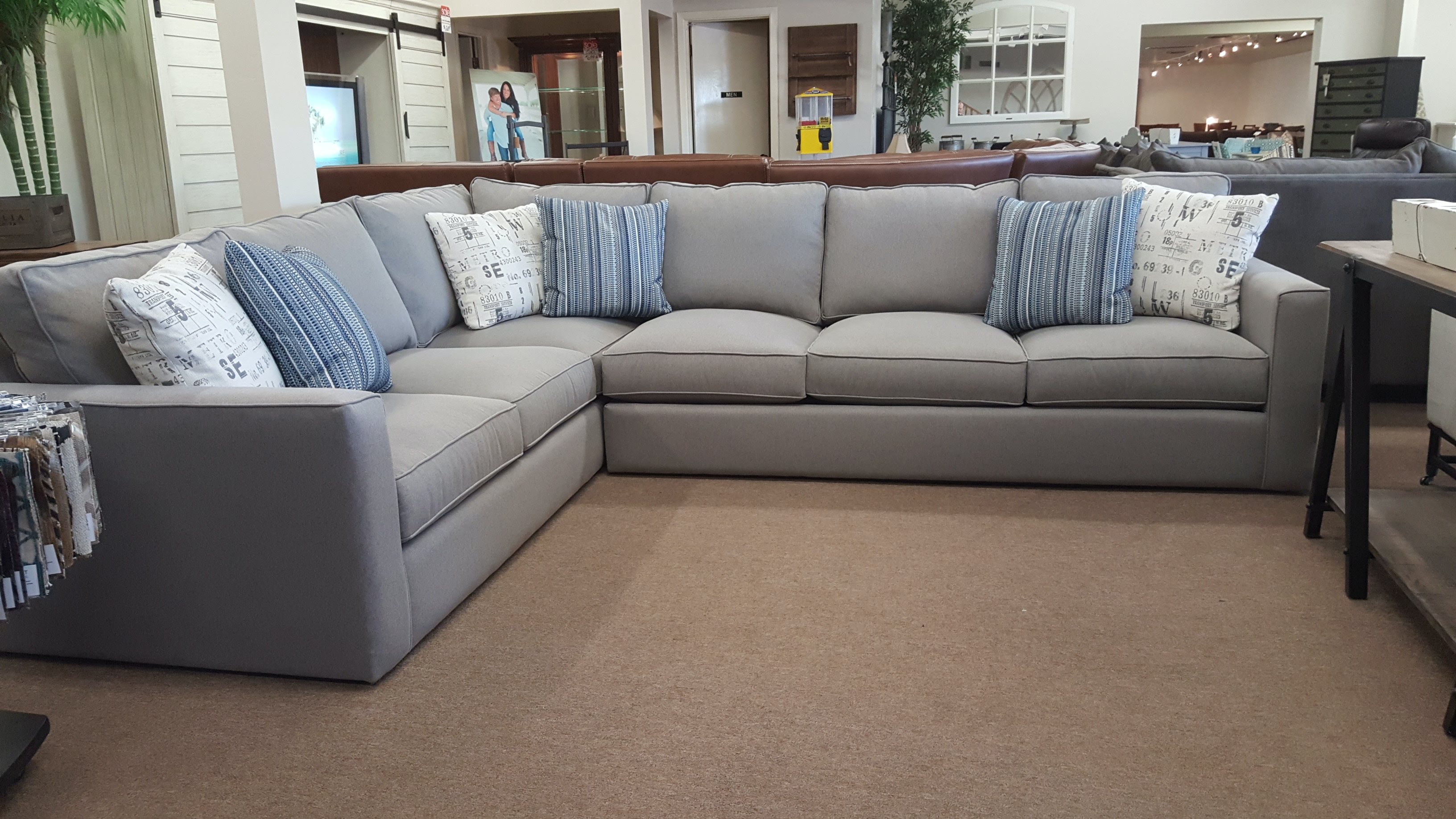 Robert Michael Key West Sectional & Robert Michaels Sectional