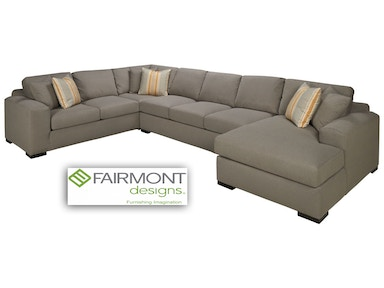 Fairmont Designs Vibe Sectional VIBE D3601 SECT