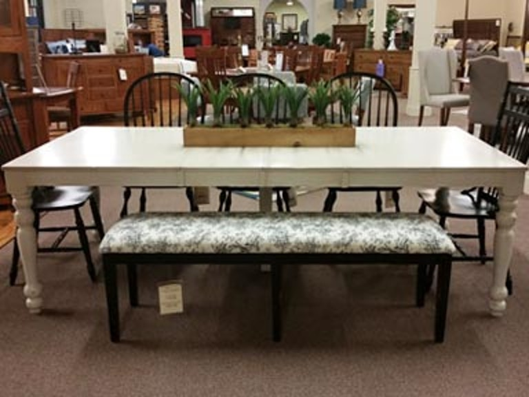 Bermex Dining Room Modern Farmhouse Dining Table 10249 China Towne