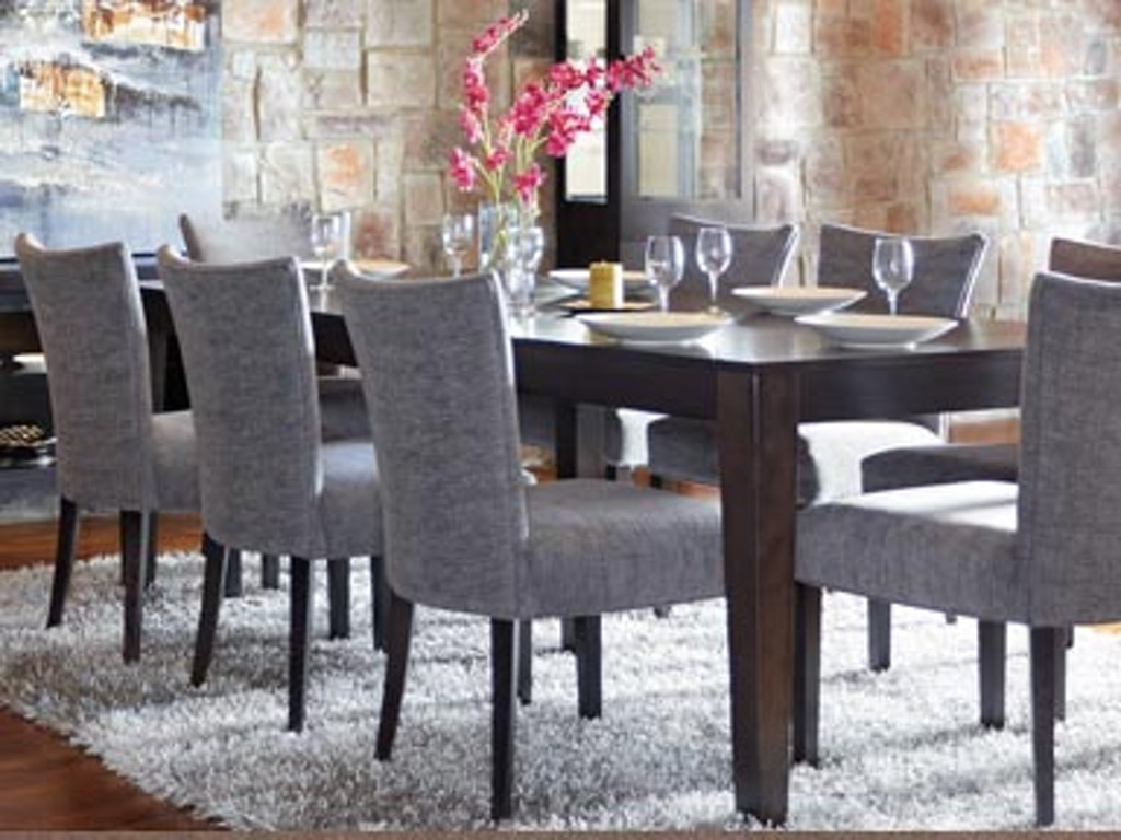 Bermex Dining Room Modern Farmhouse Dining Table 10249 ...