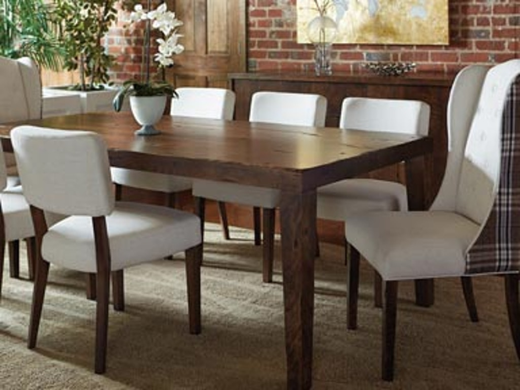 Modern Rustic Dining Room.Bermex Dining Room Modern Rustic Refined Dining Table 10257