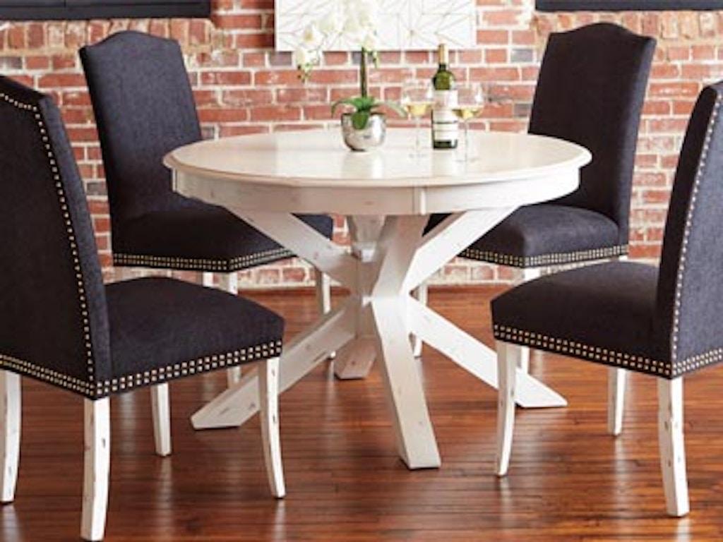 Bermex Living Room Mid Century Modern Dining Table 10261 ...