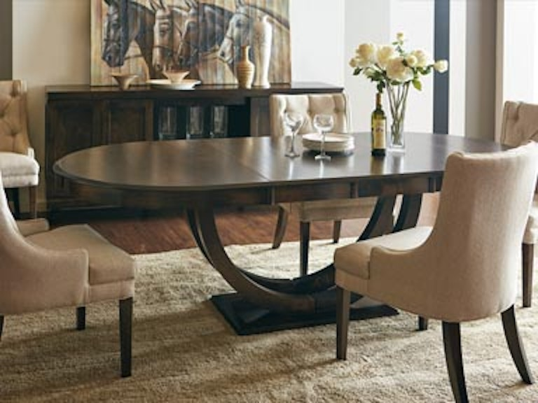 Bermex Dining Room Modern Elegant Table 10266 At China Towne Furniture