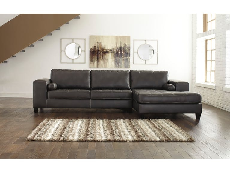 Signature Design By Ashley Living Room Sectional 8770 China Towne