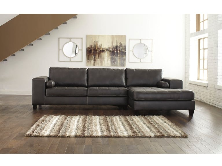 Signature Design By Ashley Living Room Sectional 87701 China Towne