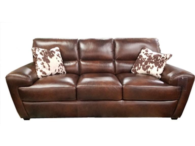 Futura Leather Belem Sofa 12710