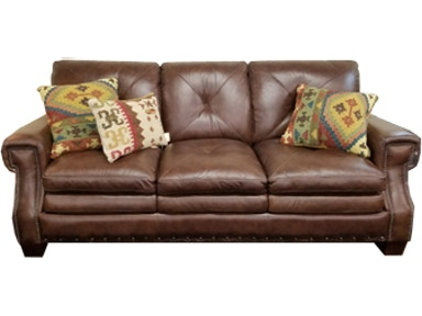 Futura Leather Vaquero Sofa 12626