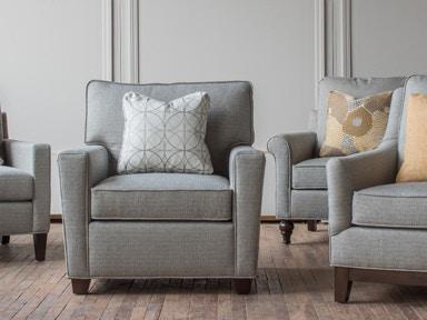 Beau Hallagan NYS Furniture Highland Park Chair HighlandParkChair