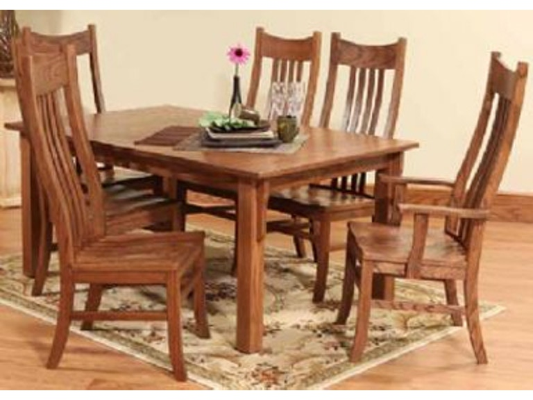 Trailway Dining Room Andalusia Amish Dining Set China Towne