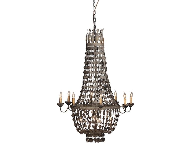 Lamps And Lighting >> Avington Chandelier