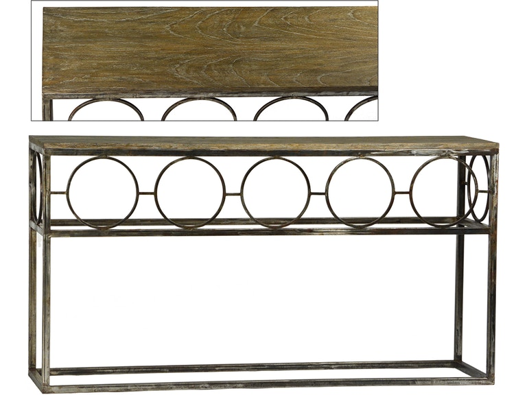 Dovetail Living Room Nico Sofa Table Four States Furniture