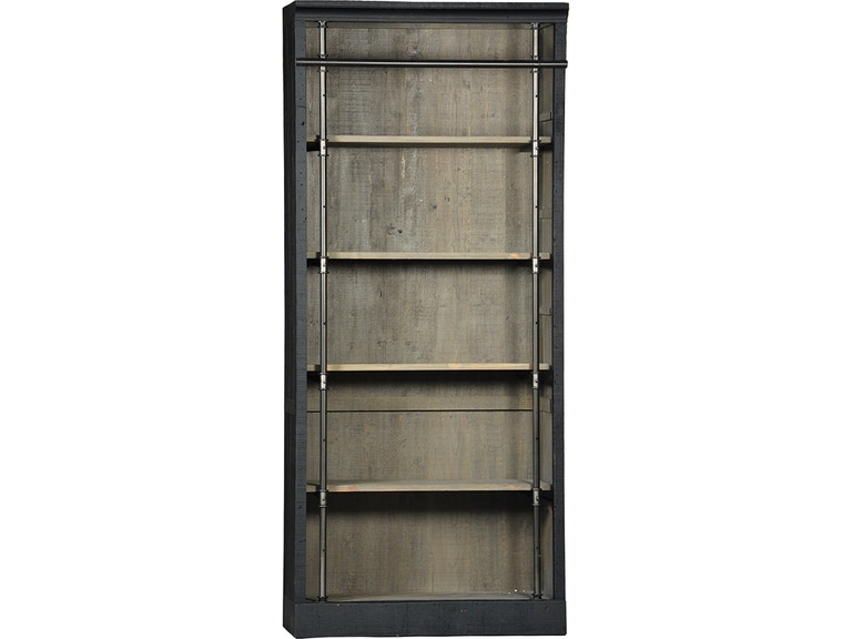 Dovetail home office whitman bookcase at four states furniture