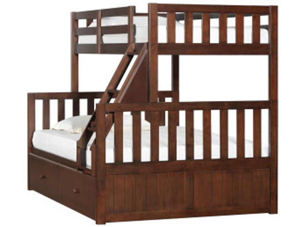 Simmons Bedroom 3000 Twin Full Bunk Bed At Goldsteins Furniture Bedding