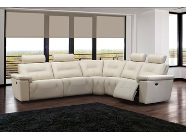 Elran 4025 3pc Sectional