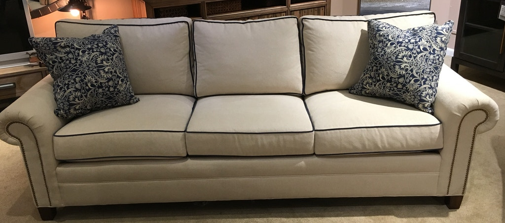 Clearance Living Room Stickley Sofa