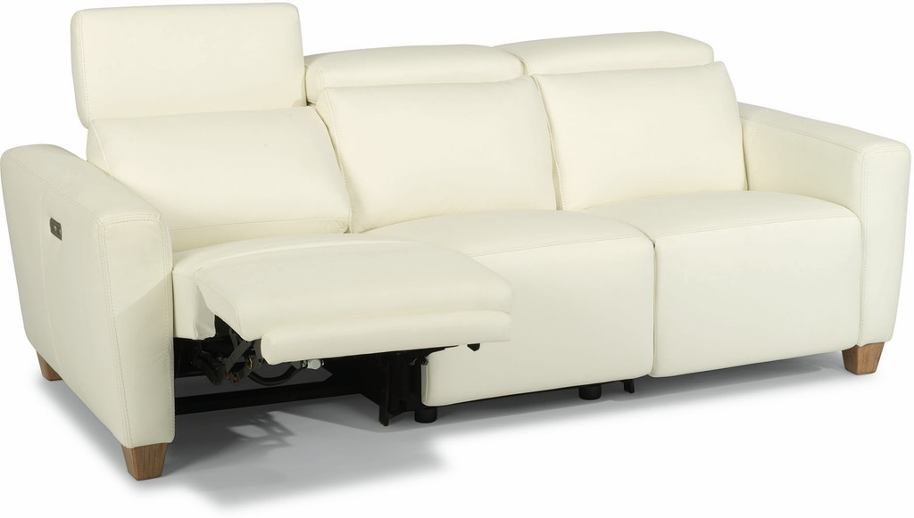 Swell Flexsteel Living Room Astra Power Reclining Sofa With Power Squirreltailoven Fun Painted Chair Ideas Images Squirreltailovenorg