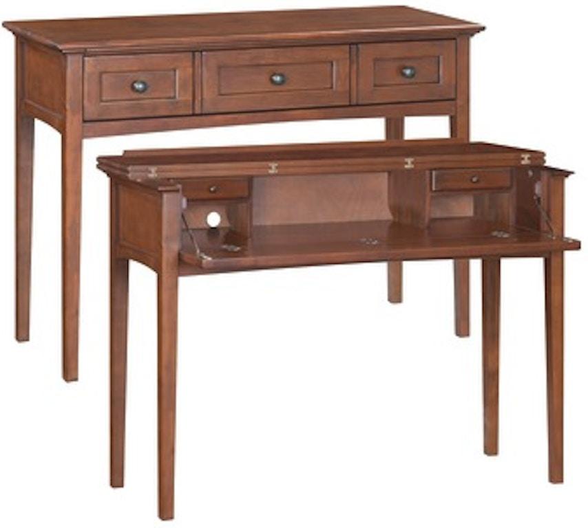 Fine Whittier Wood Living Room Mckenzie Console Desk 3506Gac Pdpeps Interior Chair Design Pdpepsorg